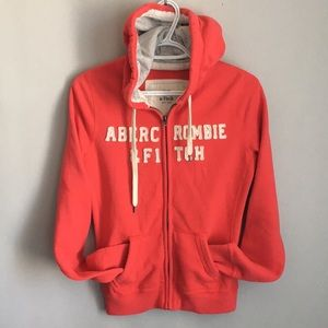 Abercrombie & Fitch Size Small Zip up Sweater